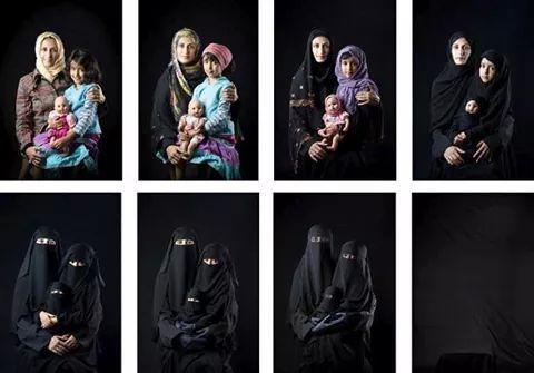 es obra de unA fotografA yemeni, Boushra Almutawake