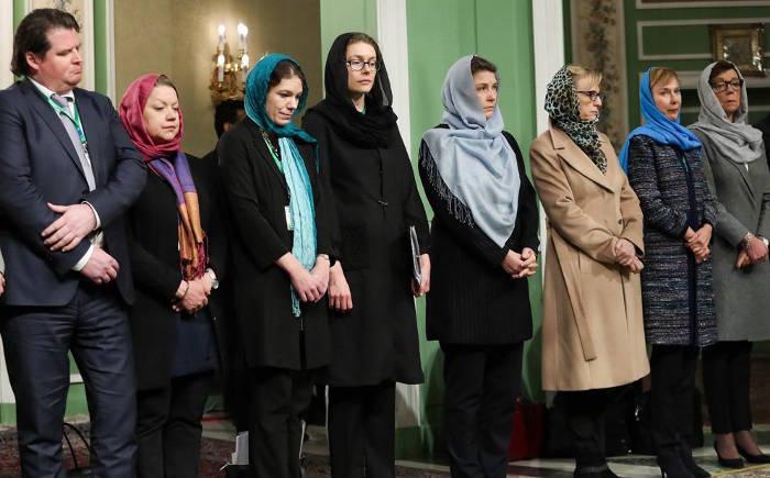 Las ministras del gobierno feminista sueco