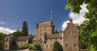 A este castillo se le ha relacionado siempre con la tragedia literaria de William Shakespeare