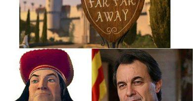 (3) Separatismo y parques temáticos: La etnogénesis del separatismo y su particular Far far away de falso gótico