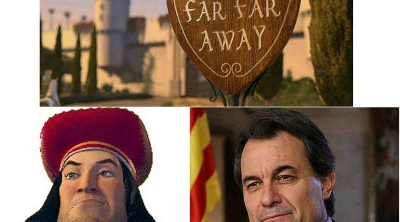 Bienvenidos a Far Far Away
