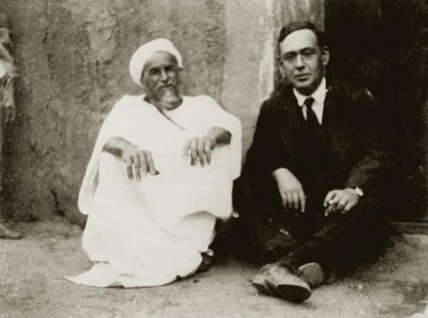 Blas Infante está considerado el máximo ideólogo del andalucismo político en todas sus vertientes