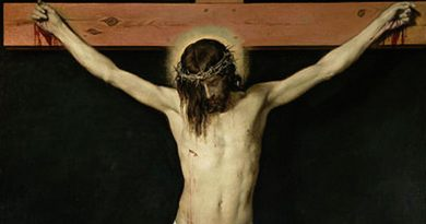 Cristo crucificado (Velázquez)