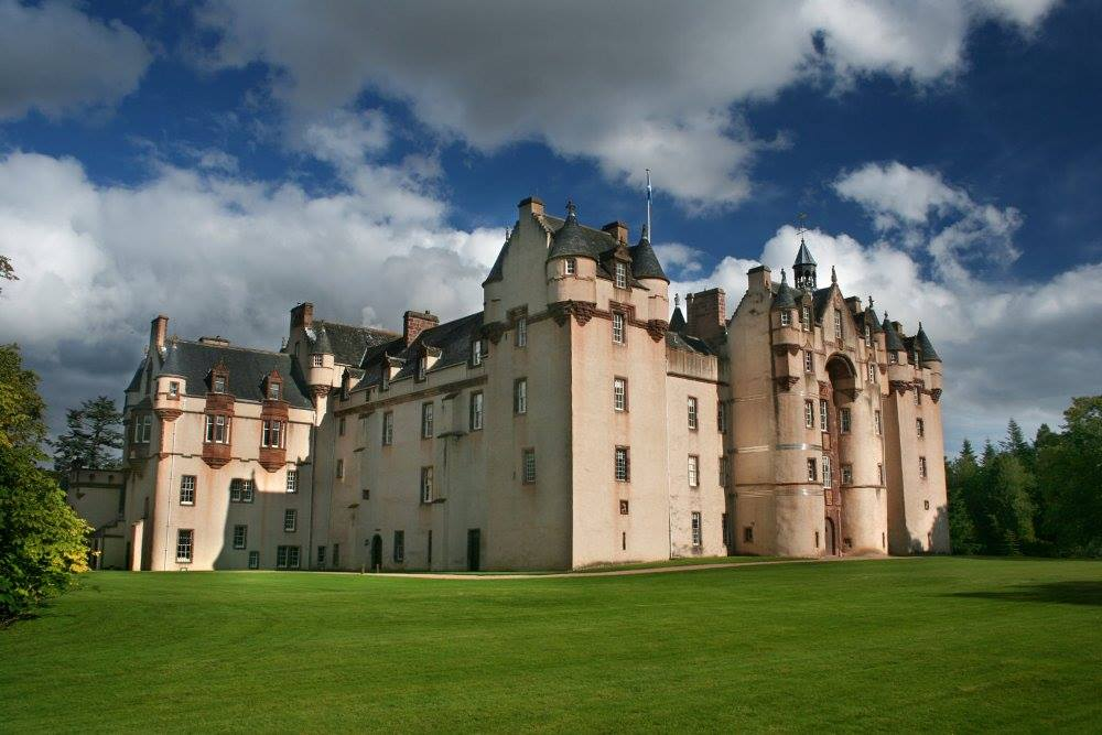 El CASTILLO DE FYVIE