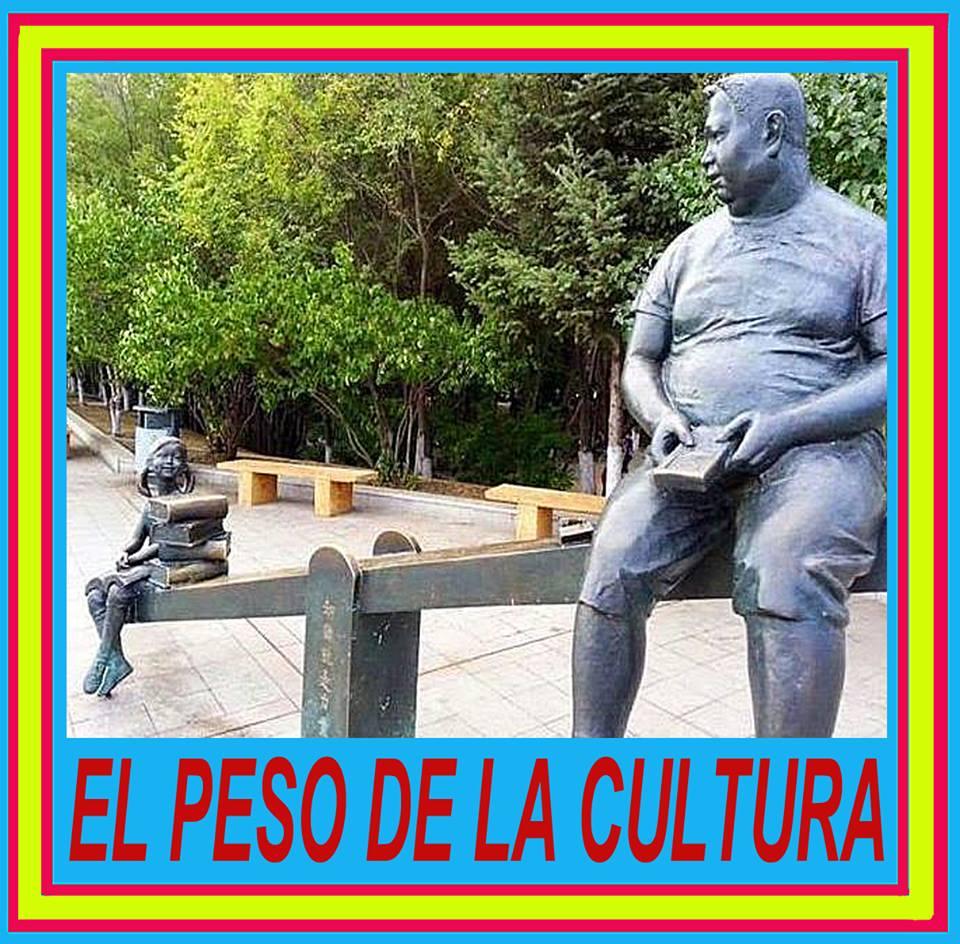 El peso de la cultura