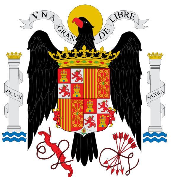 Escudo de España 1938.