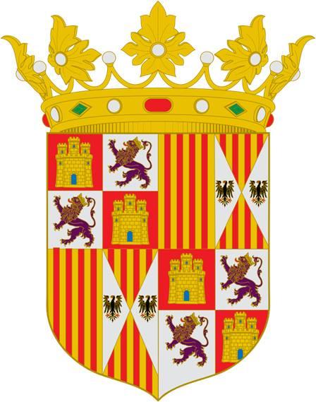 Escudo de los Reyes Católicos (1475)