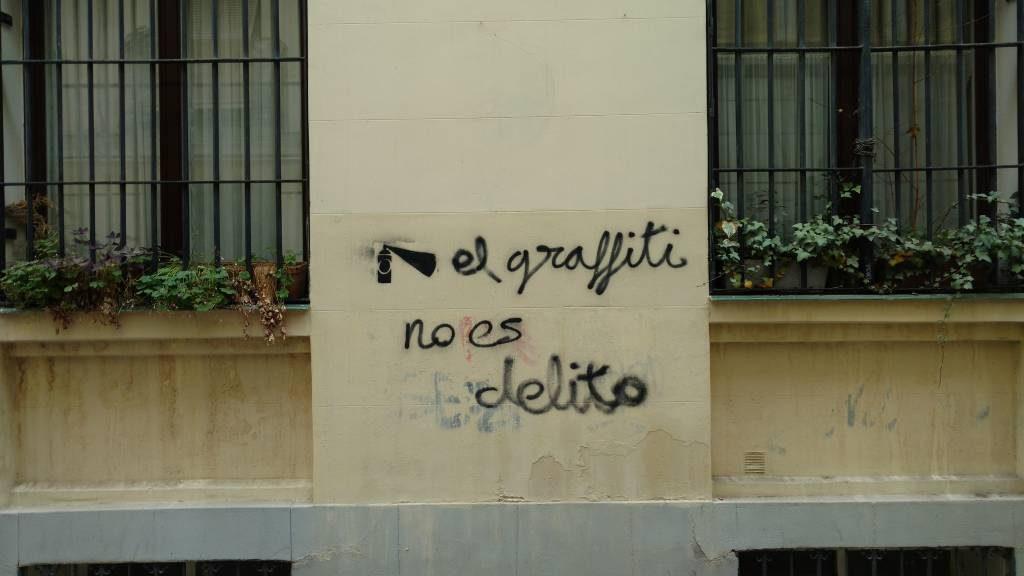 La posverdad se sub epor las paredes