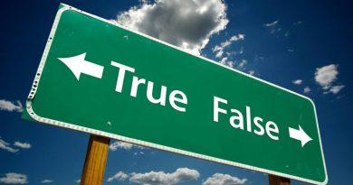 La Posverdad y la estupidez humana de la política correción