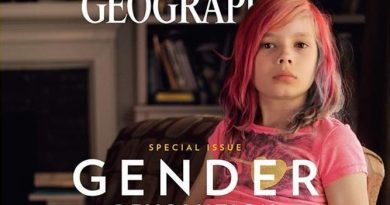 Niña transgénero de 9 años hace historia en la portada de National Geographic