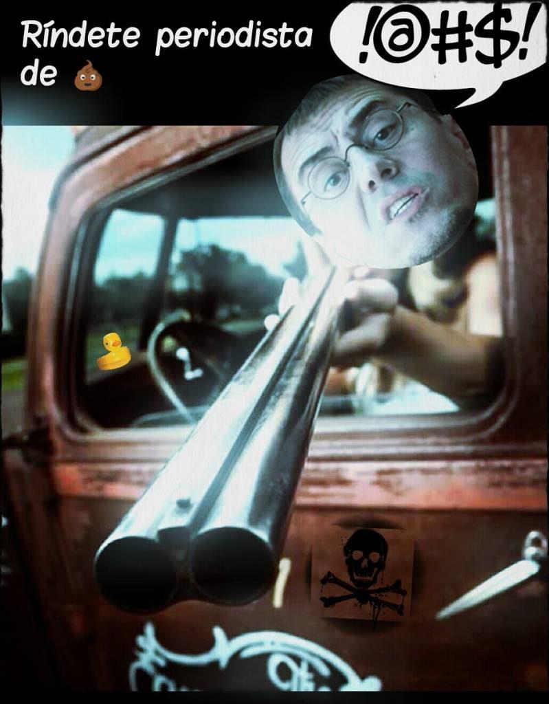 Podemos huele a dictadura estalinista. Ilustración de Linda Galmor
