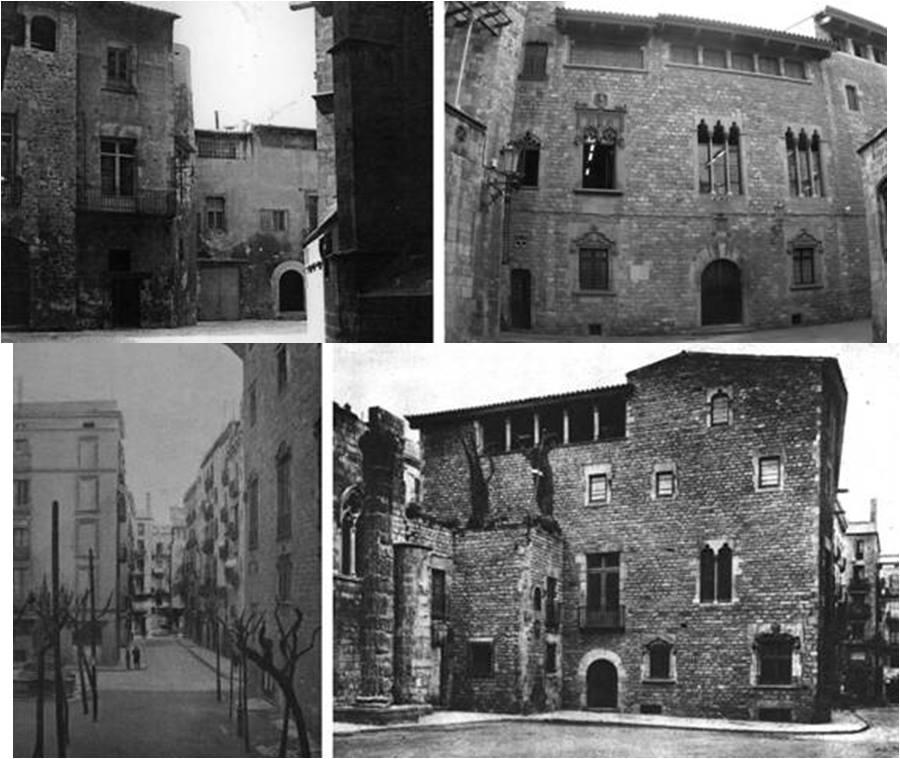 Si en un principio la monumentalización de la ciudad histórica fue un proyecto de la burguesía