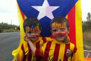 Vía Catalana, 11 de septiembre de 2013