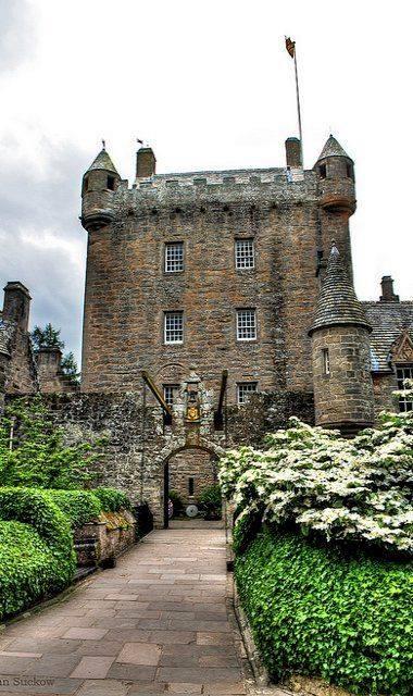 el castillo de cowder