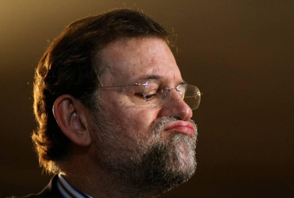 El cobarde don Tancredo Rajoy
