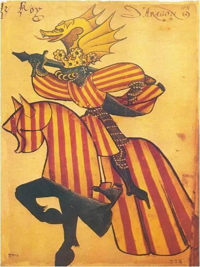 El Senyal d´Aragó. Alfonso V el Magnánimo