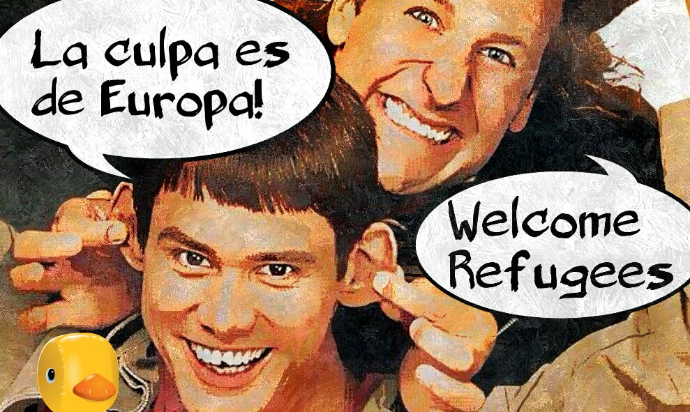 El mal que destruirá Europa está entre nosotros