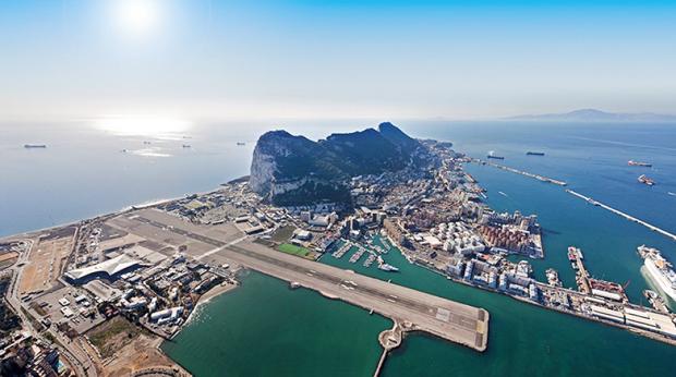 Istmo de Gibraltar