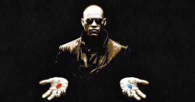 La pastilla roja