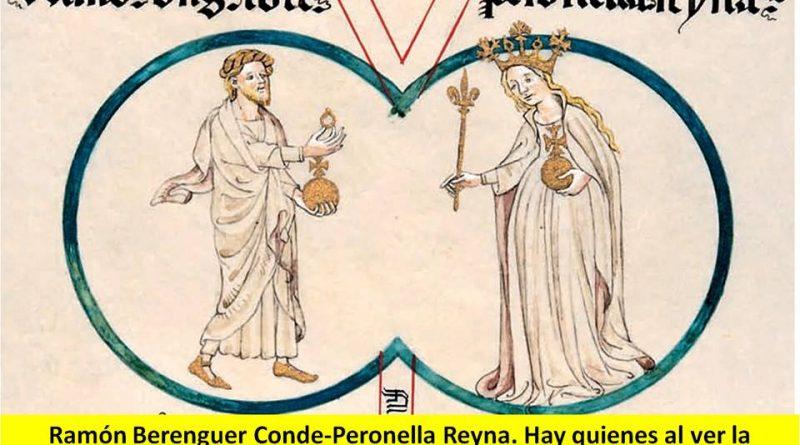 Ramón Berenguer IV y a Petronila