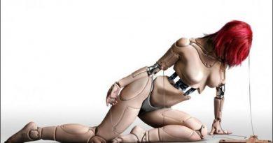Robot sexi