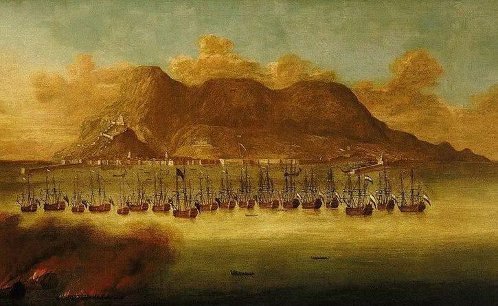 asedio-a-Gibraltar