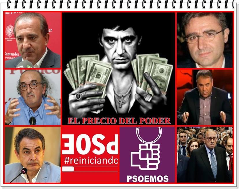 El precio del Poder y la Corrupción en las borrascosas cumbres del ...