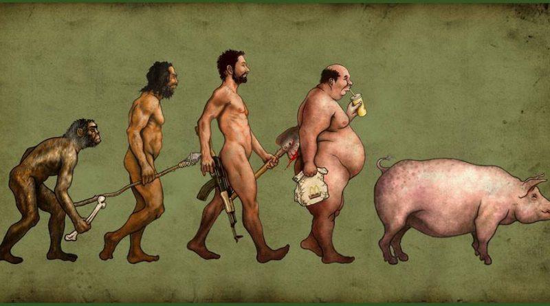 DE EVOLUCIÓN Y PROGRESO