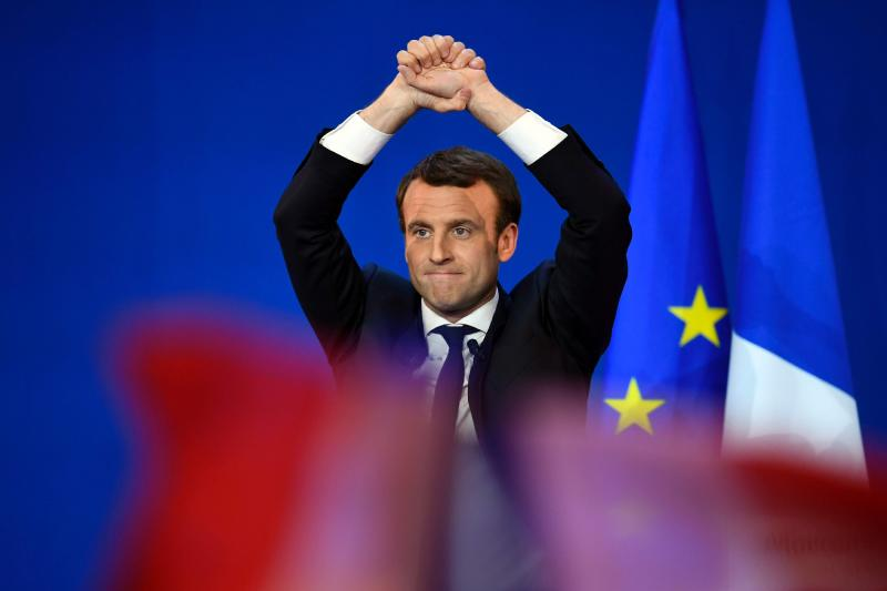 La Victoria de Macron