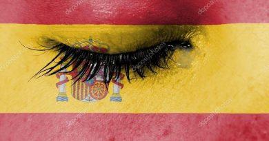 ME DUELE ESPAÑA...