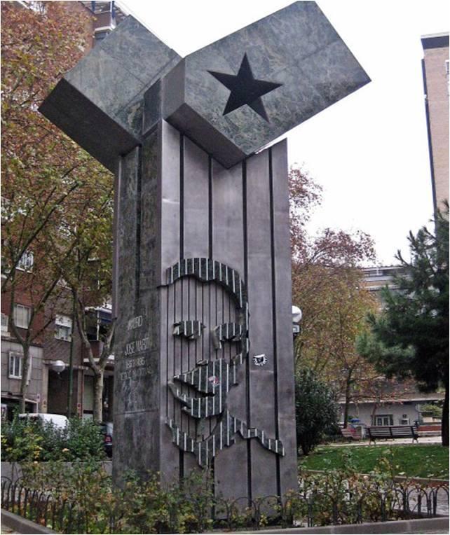 Monumento a José Martí
