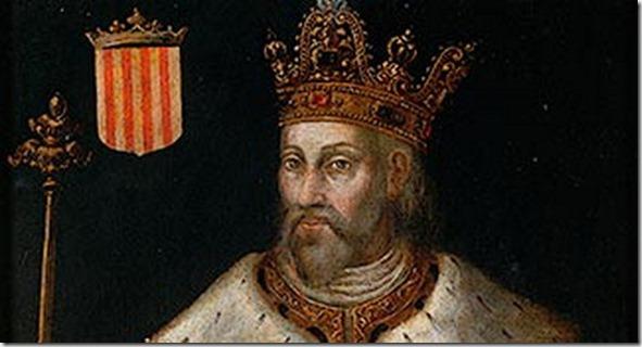 Otras mentiras histéricas airean que el embrión de la Corona de Aragón estuvo en Cataluña, en el linaje catalán de la casa condal de Barcelona