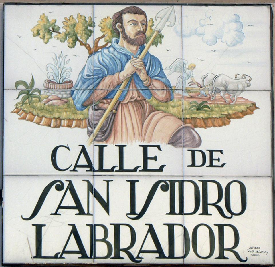 SEMBLANZA DE SAN ISIDRO.