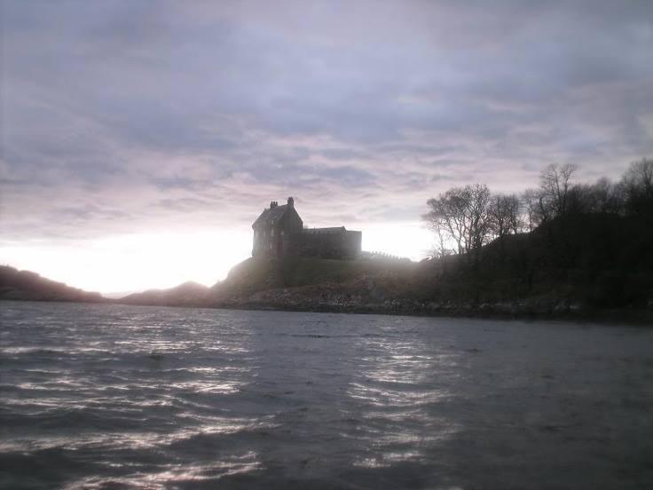 castillo de Duntrune.