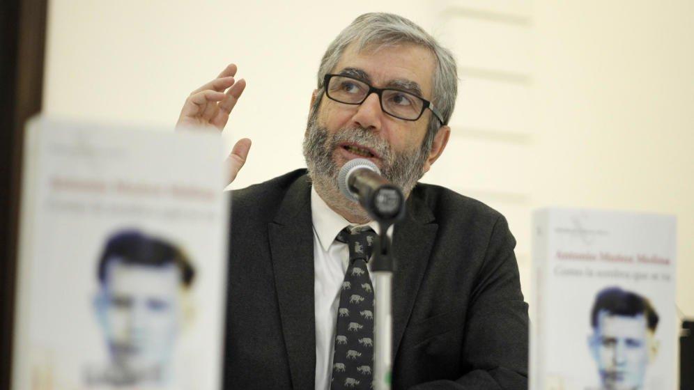 Antonio Muñoz Molina es una de las bestias negras de Sánchez-Cuenca