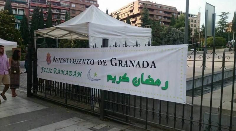 el alcalde de Granada convoca rezos musulmanes en la Virgen del Triunfo.