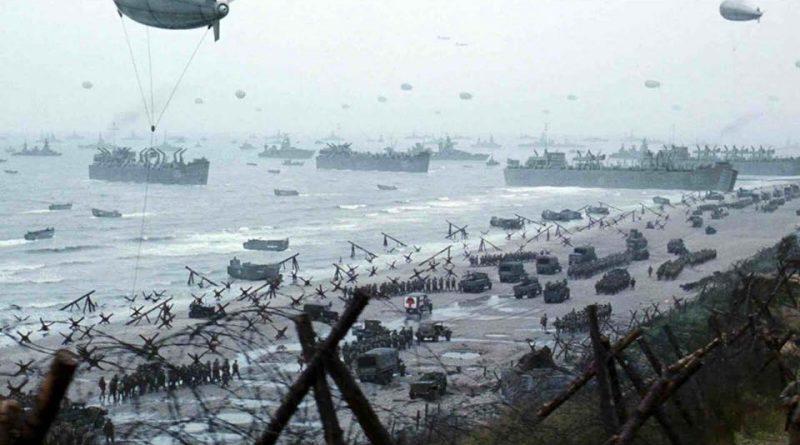 El 6 de junio de 1944 dio comienzo la operacion con los desembarcos de Normandía