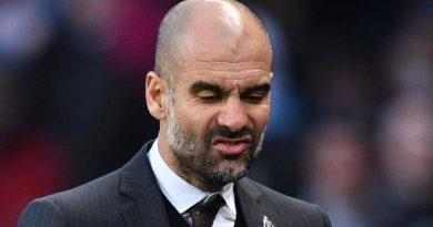 Guardiola, el actual entrenador del Manchester City