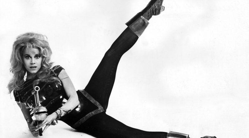 Jane Fonda, una de las celebridades con mejores piernas