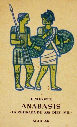 Jenofonte. La retirada de los diez mil