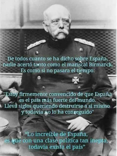 Lo increible de España es que con una clase políktica tan inexperta todavía exista el país.....