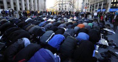 Musulmanes en Londres