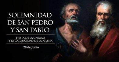 PEDRO Y PABLO. QUE GRAN RIVALIDAD...Y QUE BELLA PELE