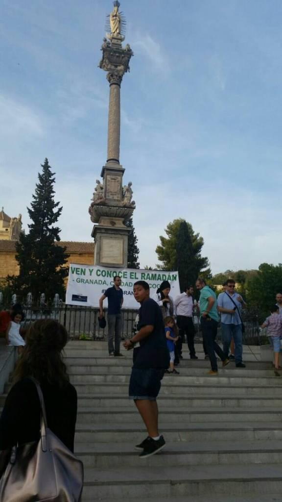 El alcalde de Granada Francisco Cuenca onfunde tolerancia y respeto religioso con provocación