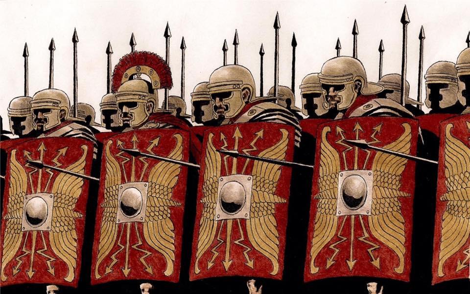 Dicho romano