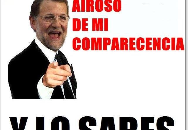 El caso en cuestión era la financiación irregular o lilegal del PP en dos municipios de la Comunidad de Madrid.