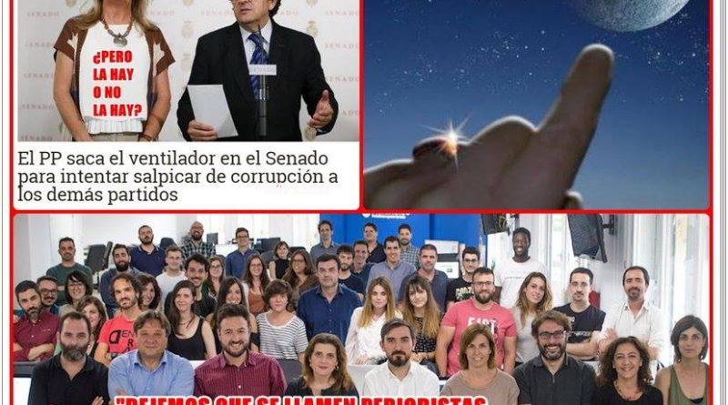 El diario de Nachete Escolar vomita