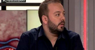 El periodista podemita Antonio Maestre