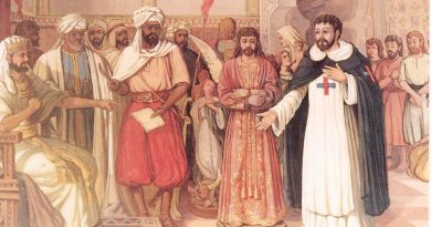 (II) Esclavos blancos. Los Trinitarios Descalzos y las Órdenes redentoristas
