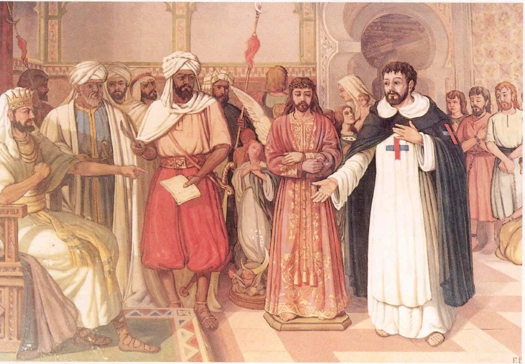 Fueron rescatadas en la decimocuarta redención de los Trinitarios Descalzos,